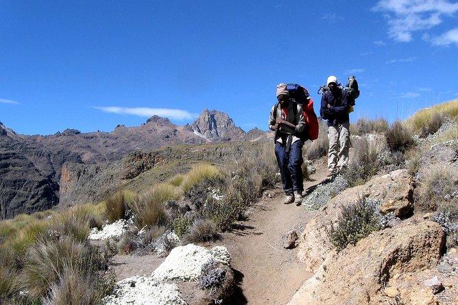 Mt Meru Climb 3 days