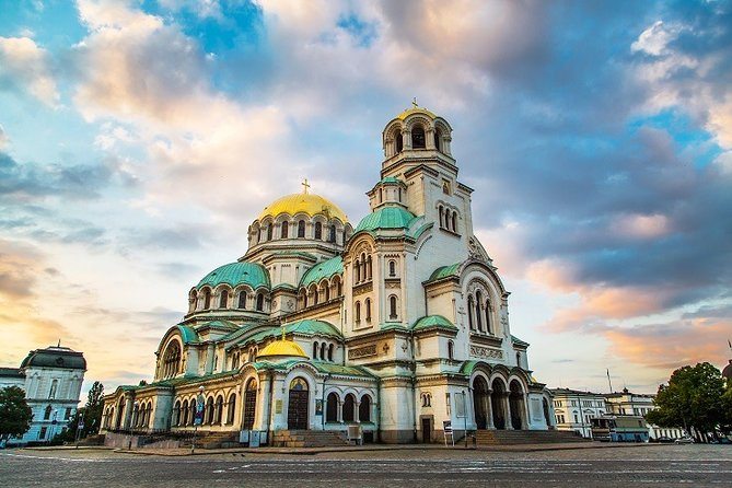Private Guided Walking Tour of Sofia