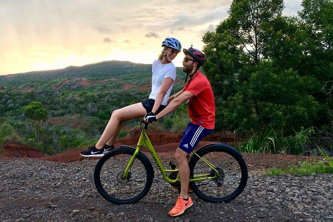 Waimea Canyon Downhill Bike Ride