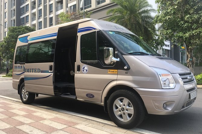 One-way Private Transfer from Ho Chi Minh to Vung Tau (16 Seats Car)