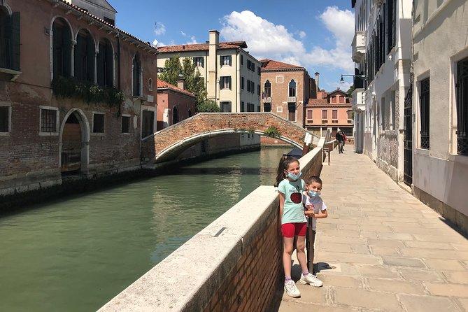 Entrance to the Musicarmini Concert in Venice