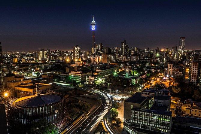 Luxury Airport Transfers Johannesburg