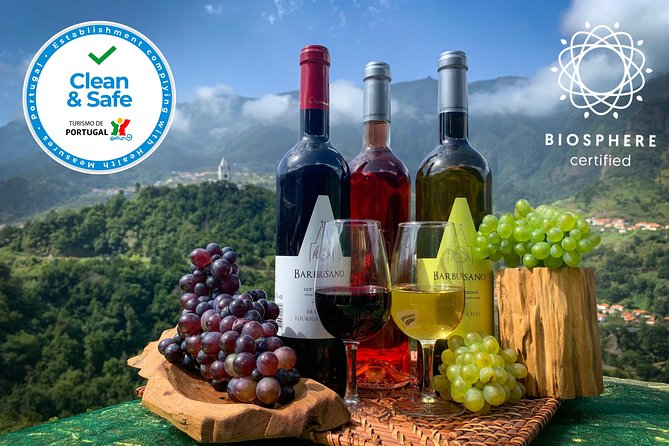 Skywalk & Professional Wine Tasting and Vineyards Tour in Open Roof 4x4