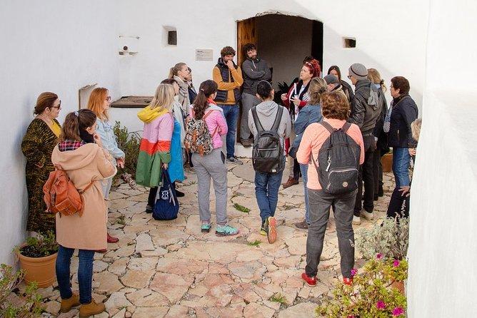 Santa Eulalia del Rio Private Walking Tour at 2:30