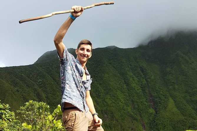 Volcano Crater Hiking Tour in St Kitts (Reconfirm 48hrs prior)