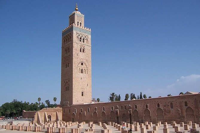 Private Full Day Sightseeing Marrakech Tour without guide by Car per Person