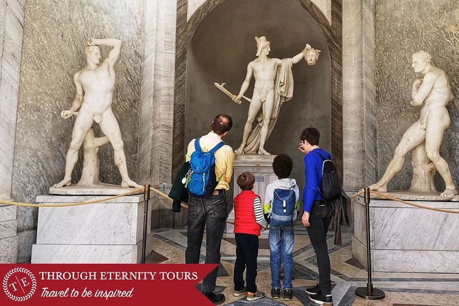 Masterpieces of the Vatican Virtual Tour: Sculptures of Pio-Clementino Gallery