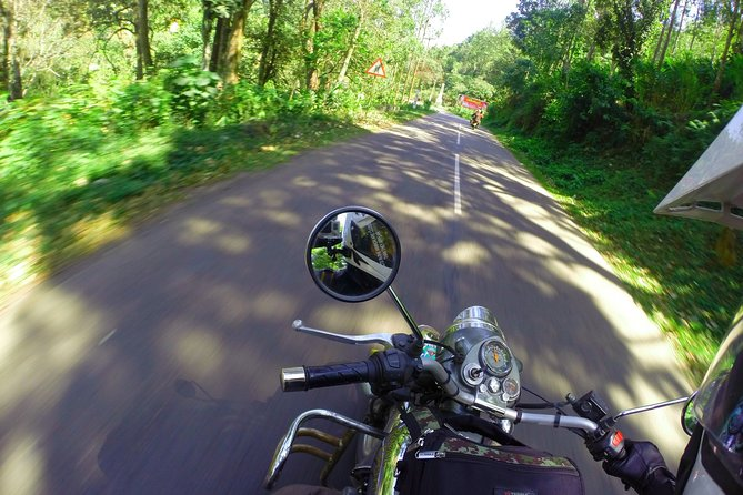 8-Day Guided Motorcycle Tour into South India's Western Ghats