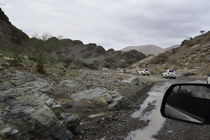 Mountain Safari Tour to Al Ghail - Ras Al Khaimah