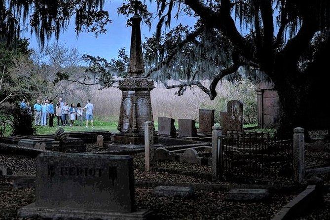 Charleston Ghost & Graveyard Night-Time Guided Walking Tour
