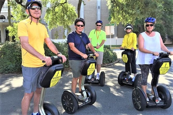 Historical Square Guided Segway Tour of Savannah