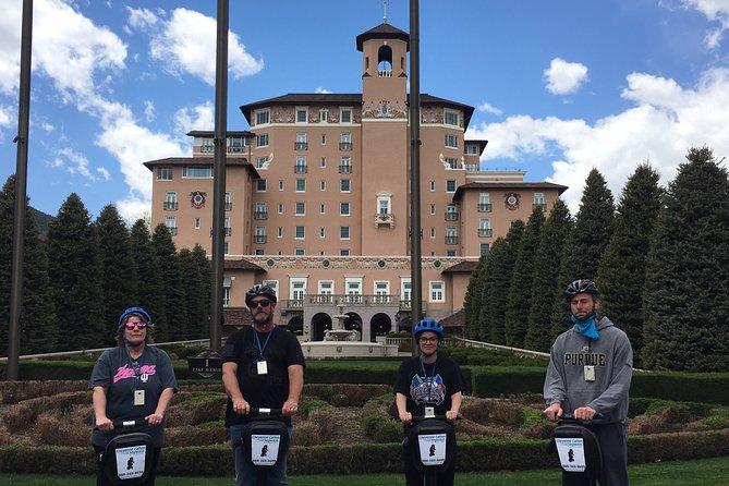 Broadmoor History Segway Tour