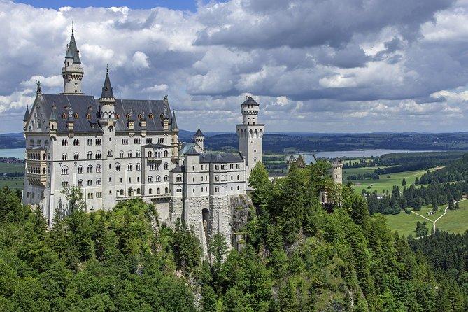 The Royal Castles Neuschwanstein and Linderhof