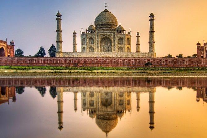 Taj Mahal and Agra Fort Skip-the-Line E-tickets & guide