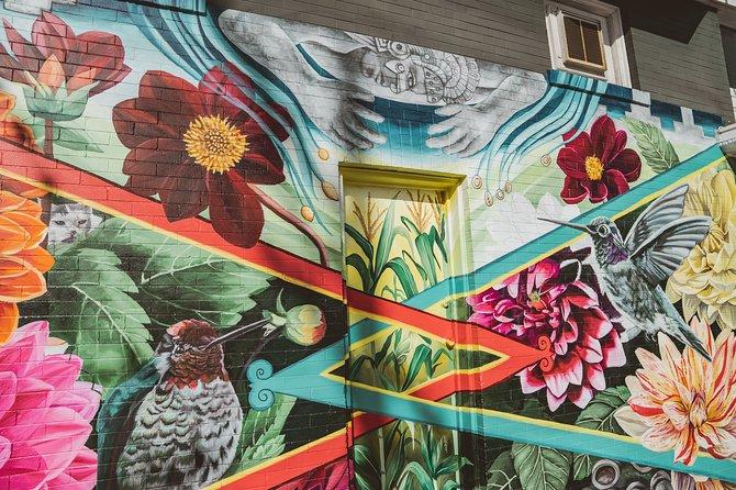 Mission District Street Art Walking Tour