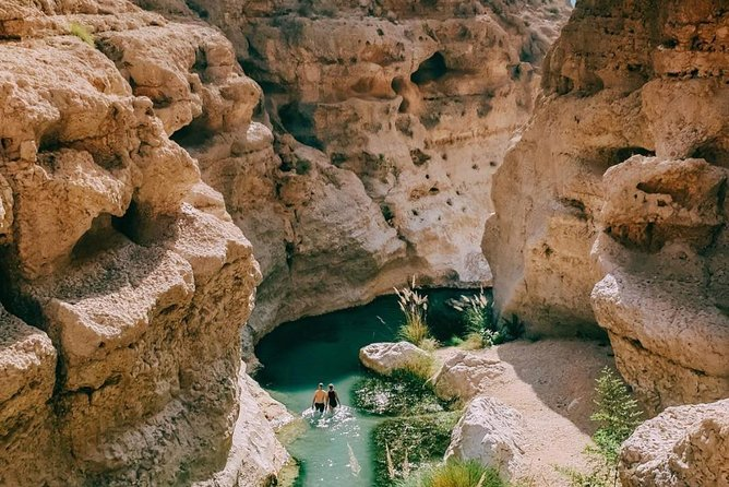 WADI SHAB - Muscat, Oman