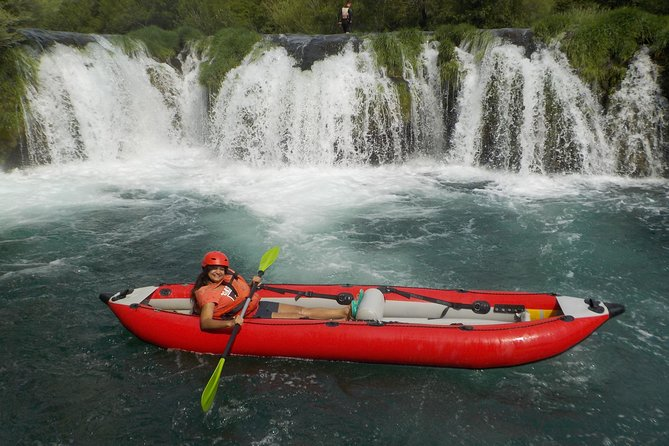 Private Canoe Safari / Rafting On River Zrmanja