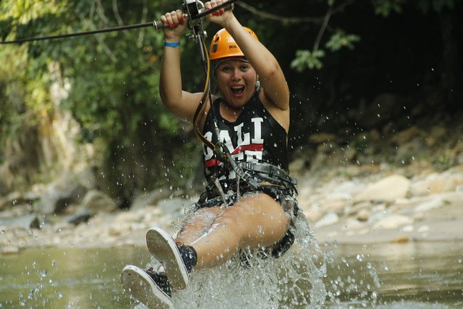 Zipline Experience over Cuale River