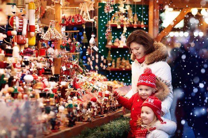 Magic Christmas tour in Nursultan