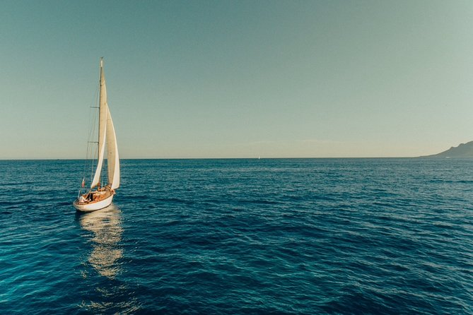 Classic Yacht Sailing in Cannes