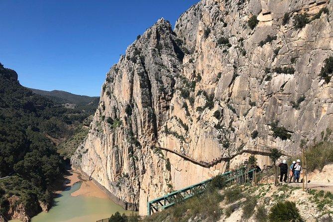 Full Day Walking Tour to Caminito del Rey