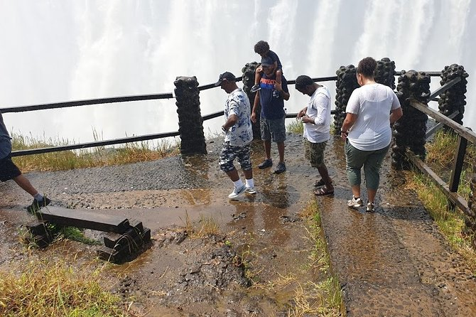 Victoria Falls Guided Tour Zambia Side
