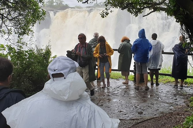 Victoria Falls Guided Tour Zambia