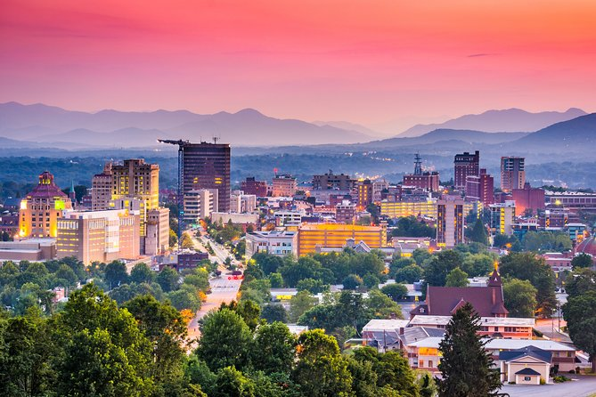 """""""Love Stories of Asheville"""" Guided Walking Tour"""