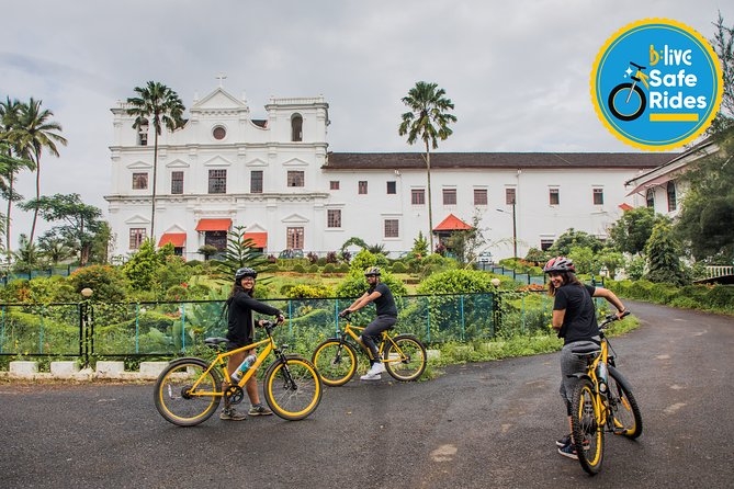 BLive Electric Bike Tours - Hidden Hues Of Rachol