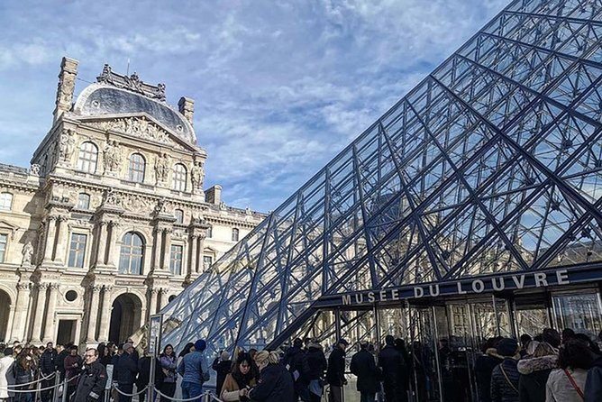 Louvre Museum Virtual Experience with Art Historian