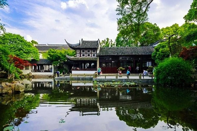 Private Suzhou City Amazing Day Tour in Your Way