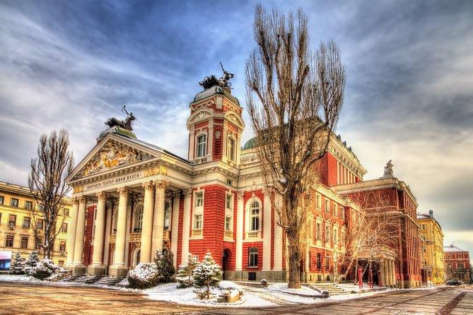 Private Walking Tour around the Historic Town of Sofia