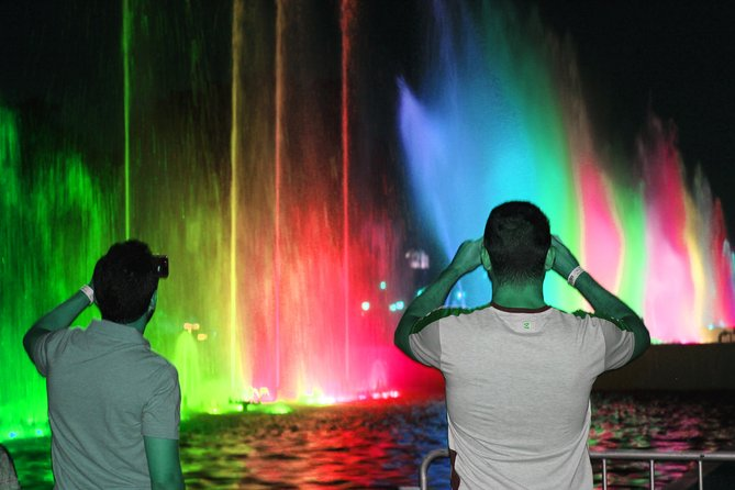 Magic Fountains Park & Bohemian Barranco Tour (Small Group)