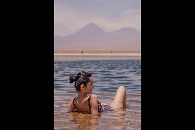 Full Sorbac Atacama, check in Tuesday
