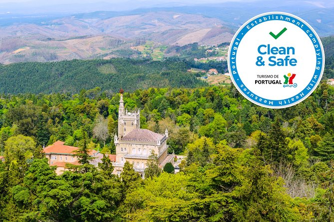 Coimbra and Buçaco Full Day Private Tour from Porto