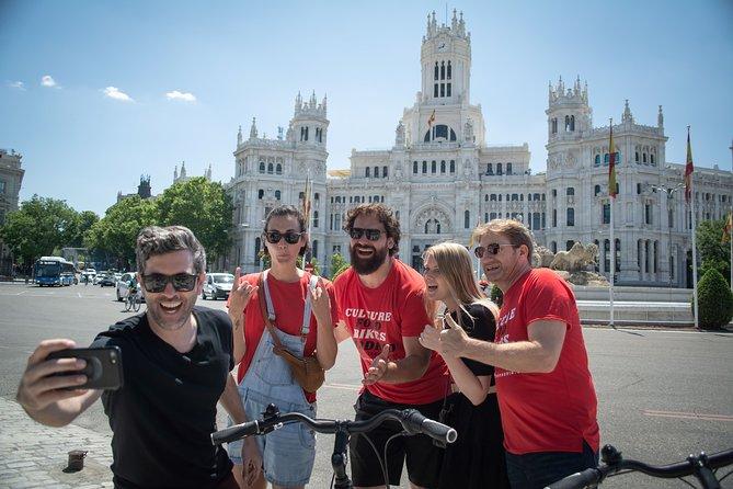 3 hour Madrid Bike Tour