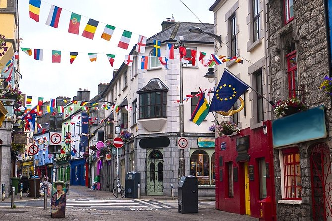 Lassies, castles and battles: Explore Galway on an audio walking tour