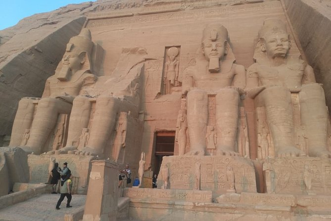 amazing 1 night luxor,Aswan,abu simbel tours includes daily lunch&pick up