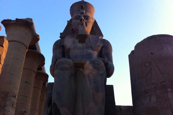 private guided day tour to luxor from hurghada .special rate