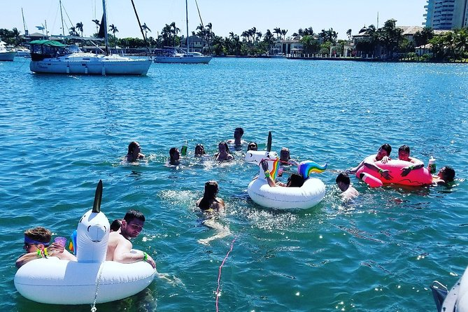 Island Time Boat Cruise