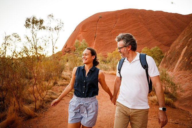Uluru Sunrise and Guided Base Walk