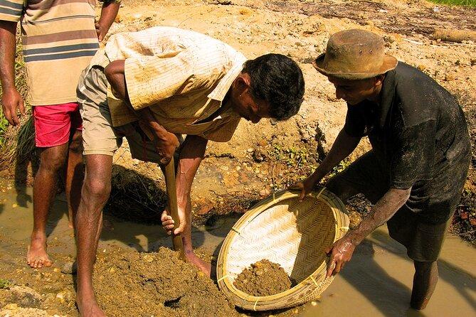 Explore Gem Mines in Rathnapura from Kalutara