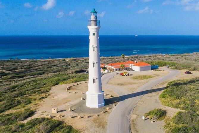 Scenic Aruba Self-Guided Driving Audio Tour