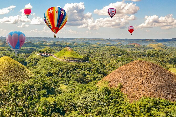 Bohol Hot Air Balloon Ride