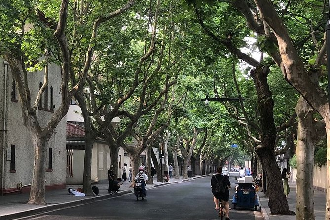 The French Concession: Discover its history on an audio tour