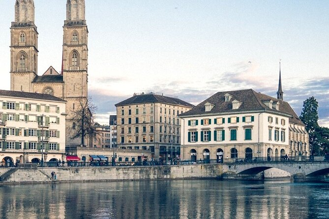 Historical Zürich: An audio tour through the city of a thousand fountains