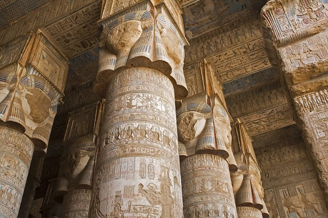 Enjoy Amazing Tour to Dendera and Abydos Temples