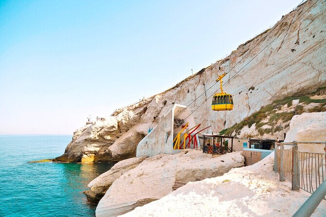 Caeserea, Rosh Hanikra and Acre Day Trip from Tel Aviv