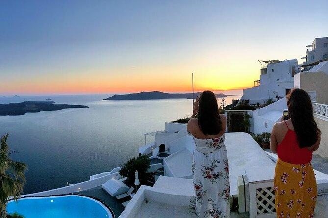 Santorini Half Day Private Customized Trip - Create Your Own