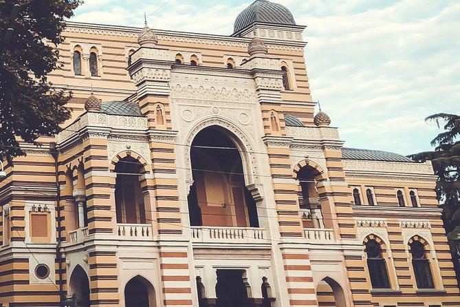 Rustaveli Avenue: Roam down Tbilisi's historic main street on an audio tour